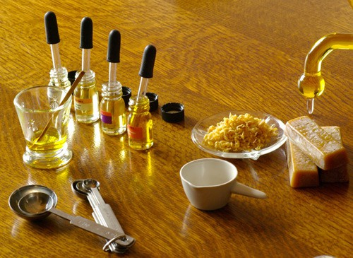 Perfume Making at Home