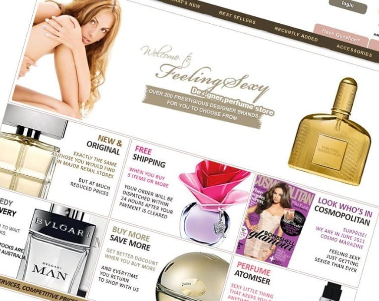 Are You Shopping For Perfume Online