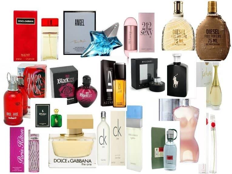 Mua sắm nước hoa nữ giảm giá