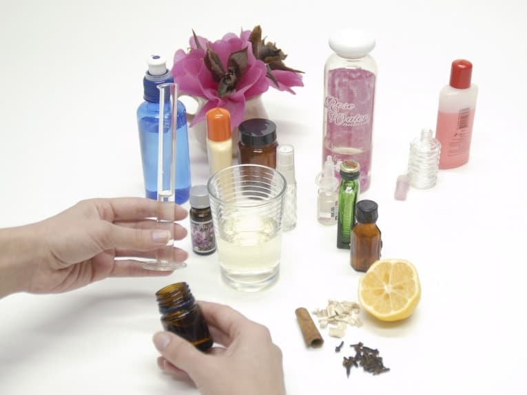 Making Your Own Perfume